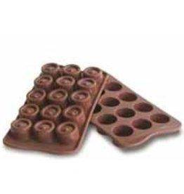 Schneider Chocoladevormen Rond