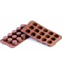 Schneider Chocoladevormen Praline