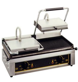 Roller Grill Roller Grill Contact Grill, Majestic