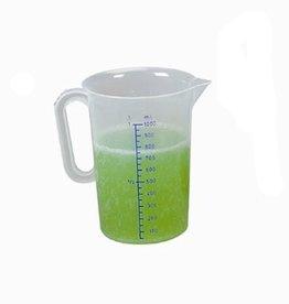 Schneider Kunststof maatbeker, 1 liter
