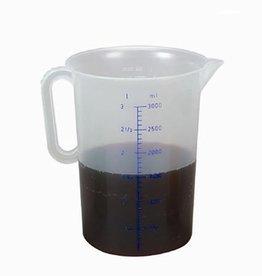 Schneider Kunststof maatbeker, 3 liter