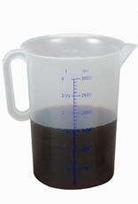 Schneider Kunststof maatbeker, 5 liter