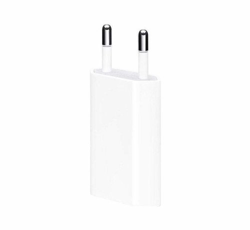 Happyladers.nl Originele iPhone USB adapter 5 Watt