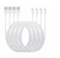 4x Originele iPhone oplader kabel 2m