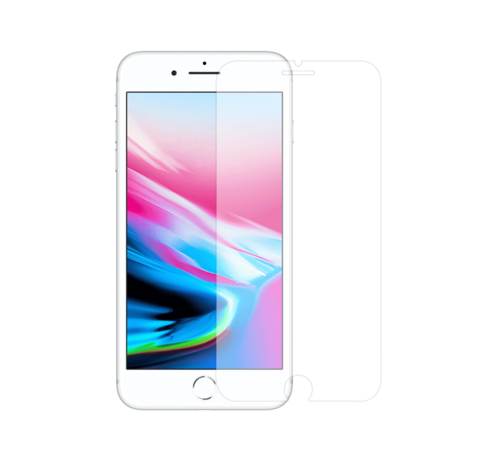 Happyladers.nl iPhone 8 Screen protector Tempered Glass