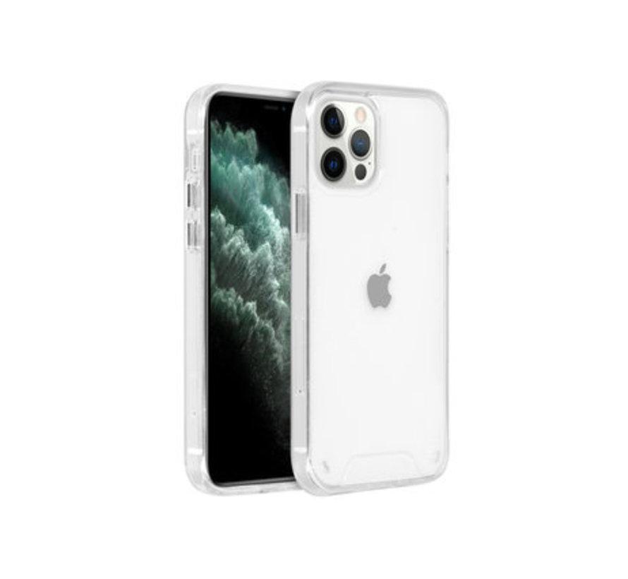 iPhone 12 (Pro) Hoesje Transparant