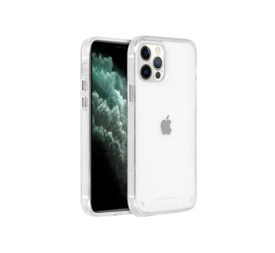 iPhone 12 Pro Max Hoesje Transparant