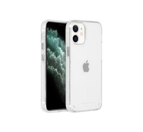 Happyladers.nl iPhone 12 Mini Hoesje Transparant