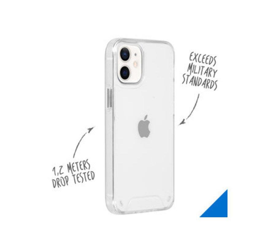 iPhone 12 Mini Hoesje Transparant