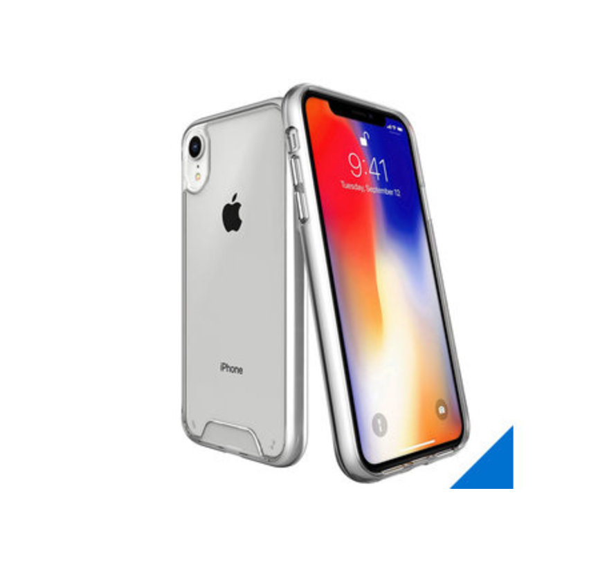 iPhone XR Hoesje Transparant