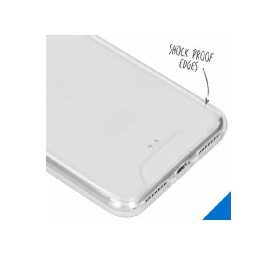 iPhone 8 Plus Hoesje Transparant