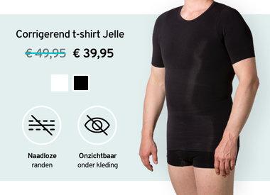 Corrigerend t-shirt