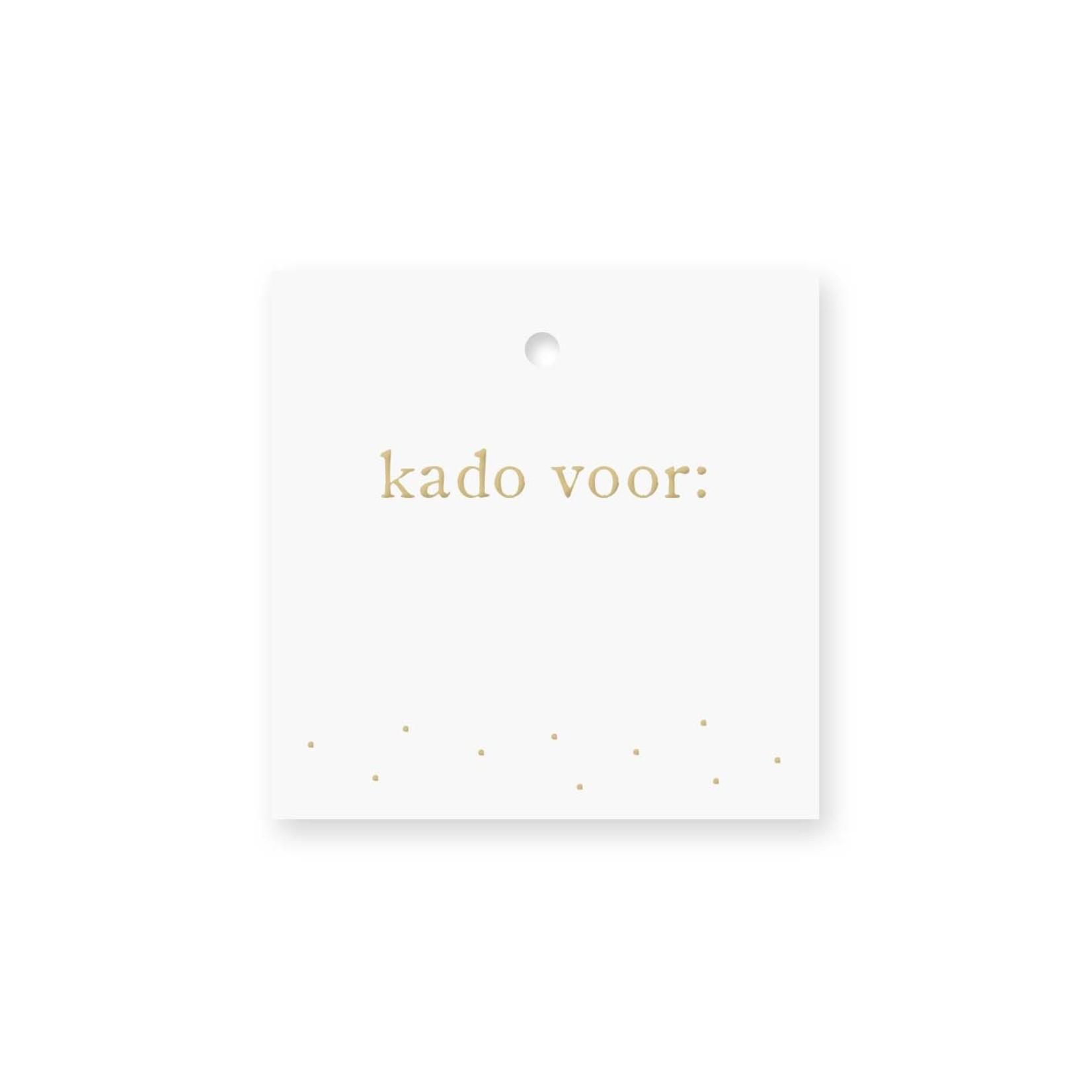 "Kadolabel ""Kado"""
