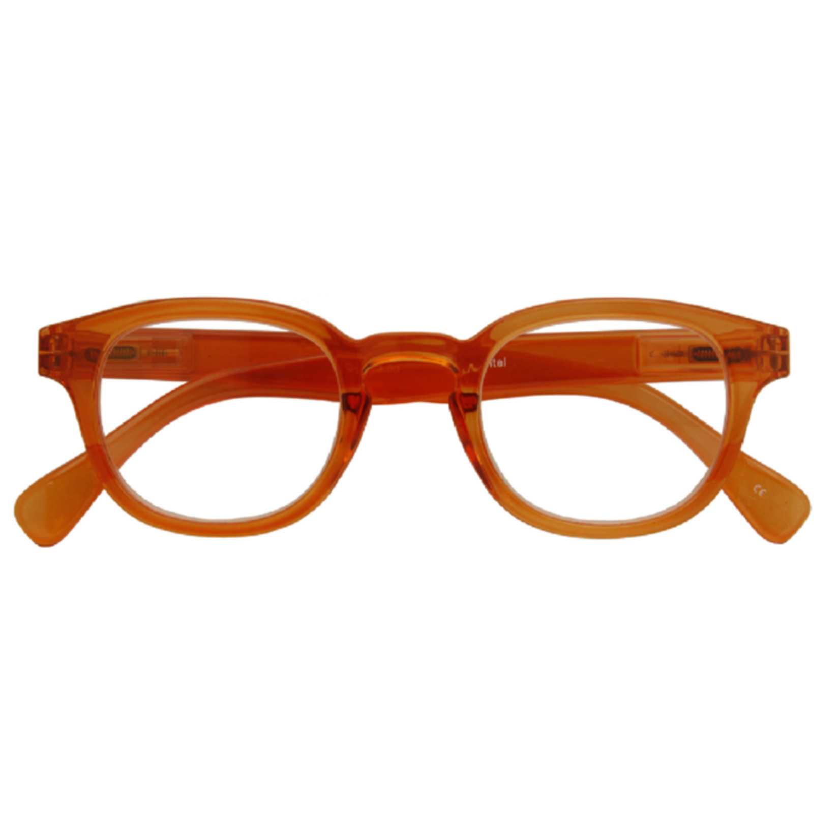 Croon Montel Orange leesbril
