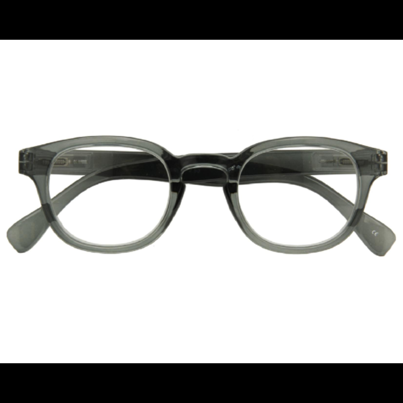 Croon Montel Grey transparant leesbril