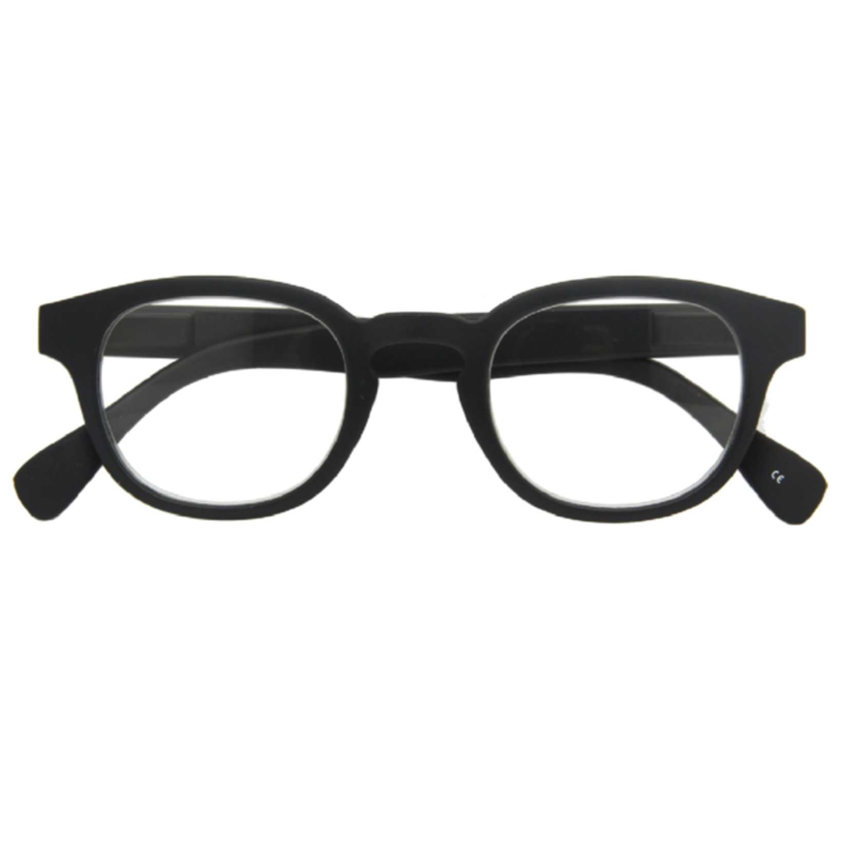 Croon Montel Matt Black leesbril