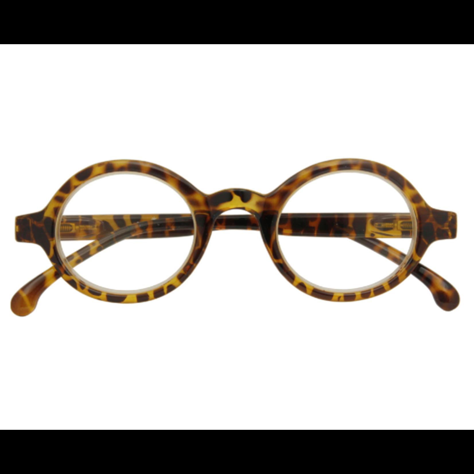 Croon Churchill Havanna Brown leesbril