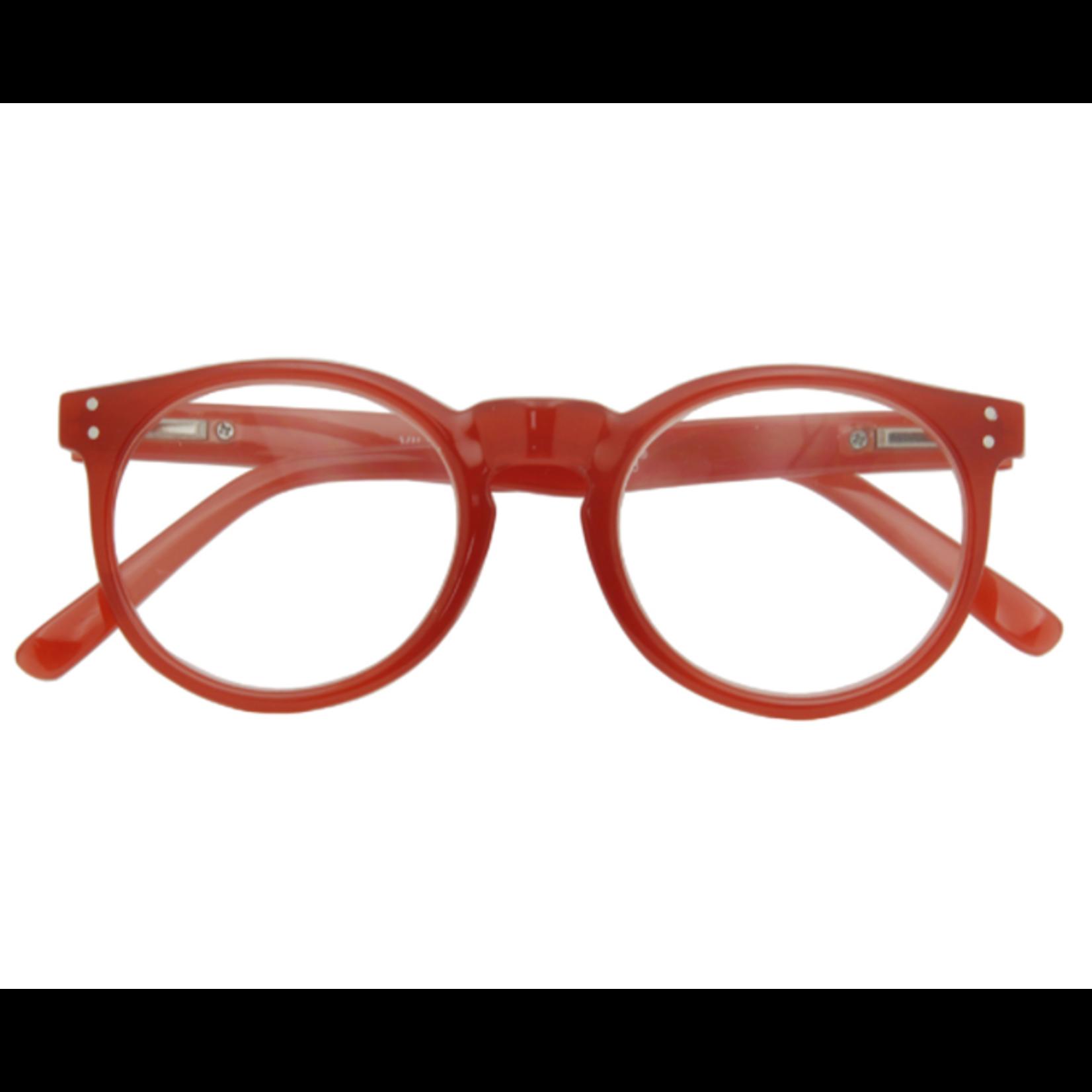 Croon Kensington Red leesbril