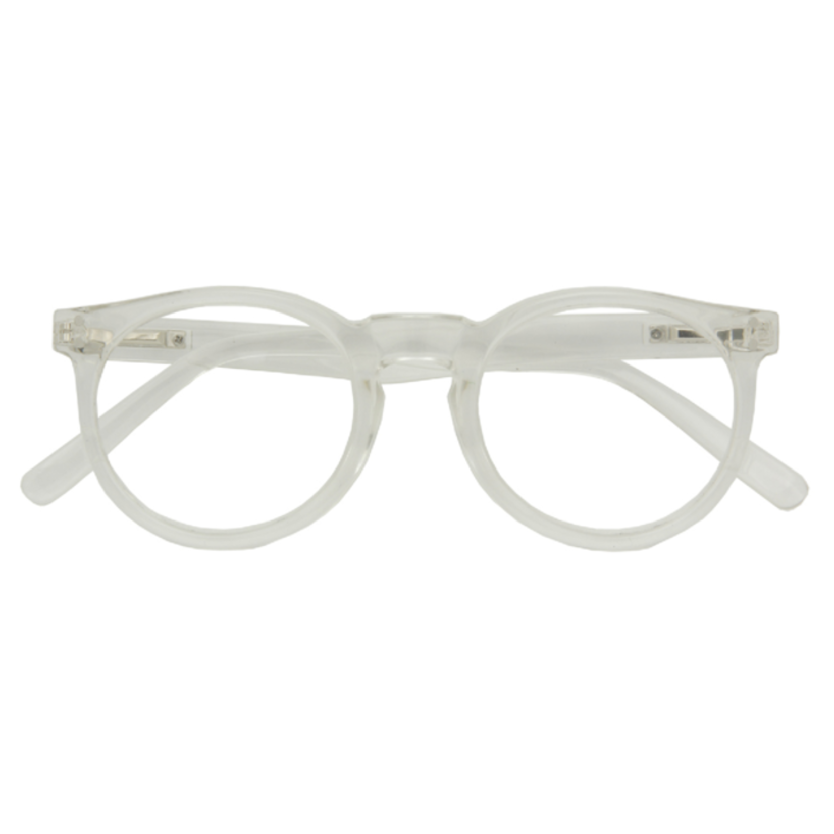 Croon Kensington Transparant leesbril
