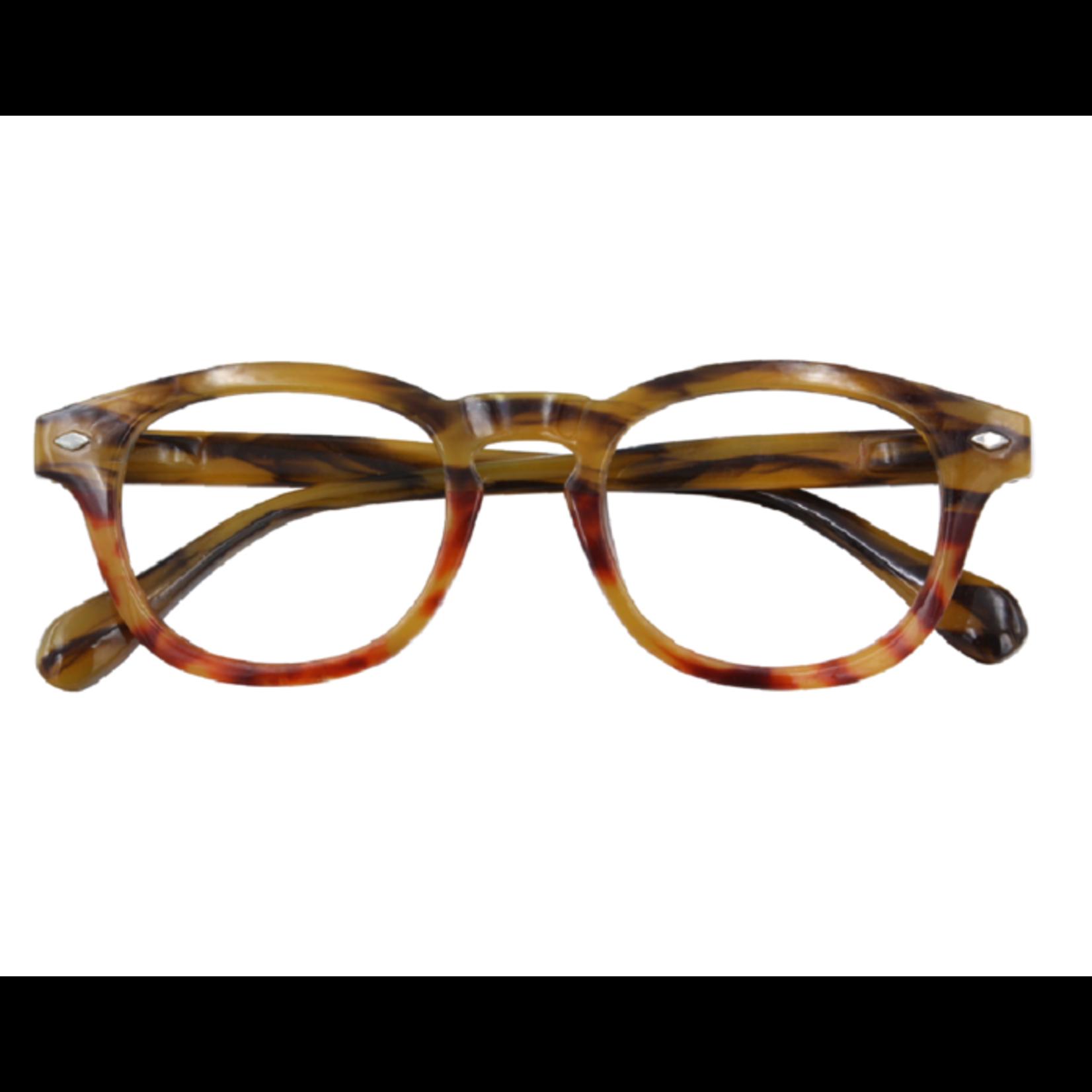 Croon Bowie Havanna Red multifocus - multifocale bril