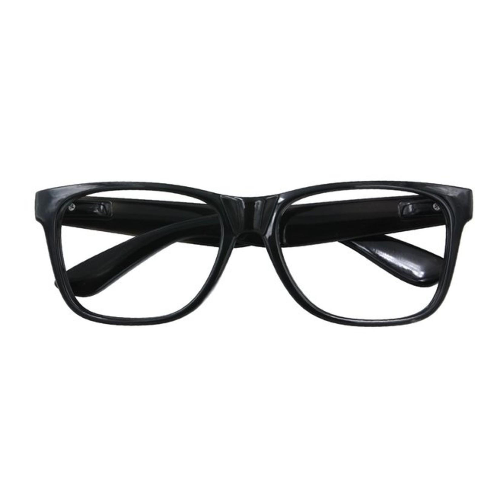 Croon Jackson Black leesbril