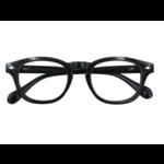Croon Bowie Shiny Black multifocus - multifocale bril