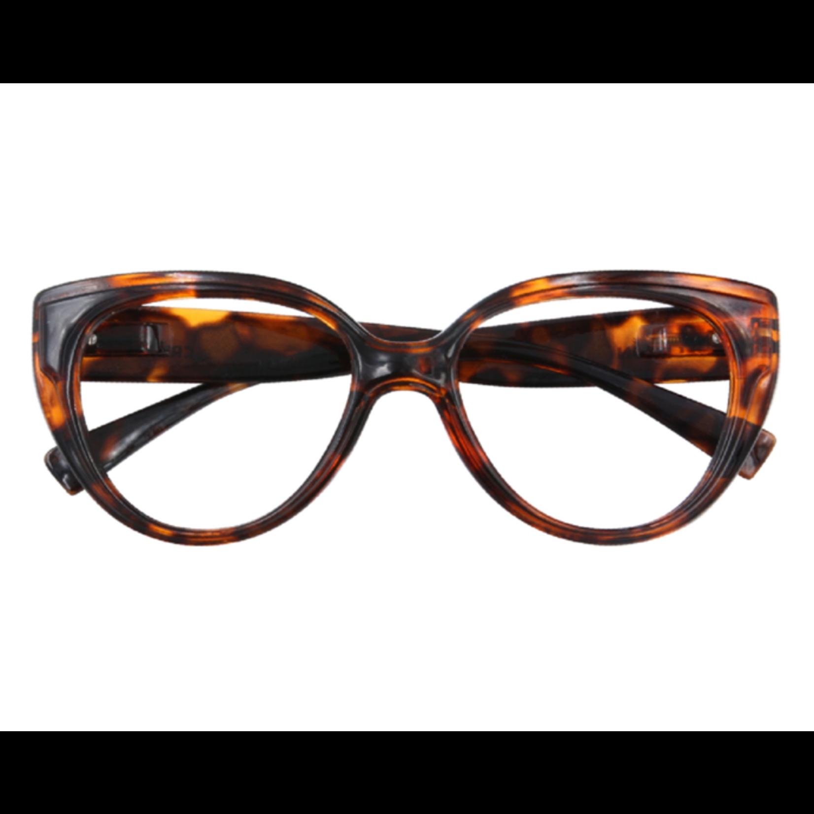 Croon Butterfly Havanna multifocus - multifocale bril