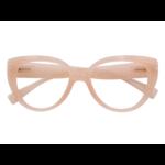 Croon Butterfly Milky Pink multifocus - multifocale bril