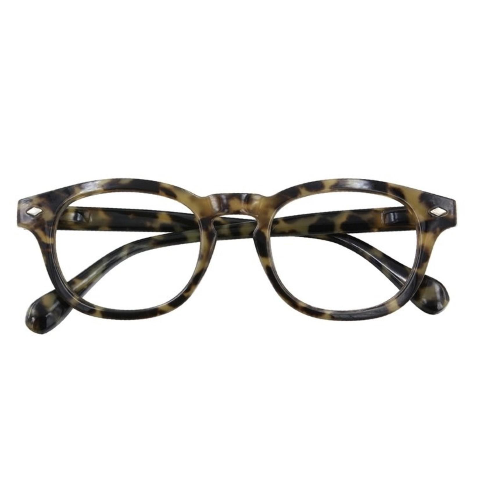 Croon Bowie Havanna Green multifocus - multifocale bril