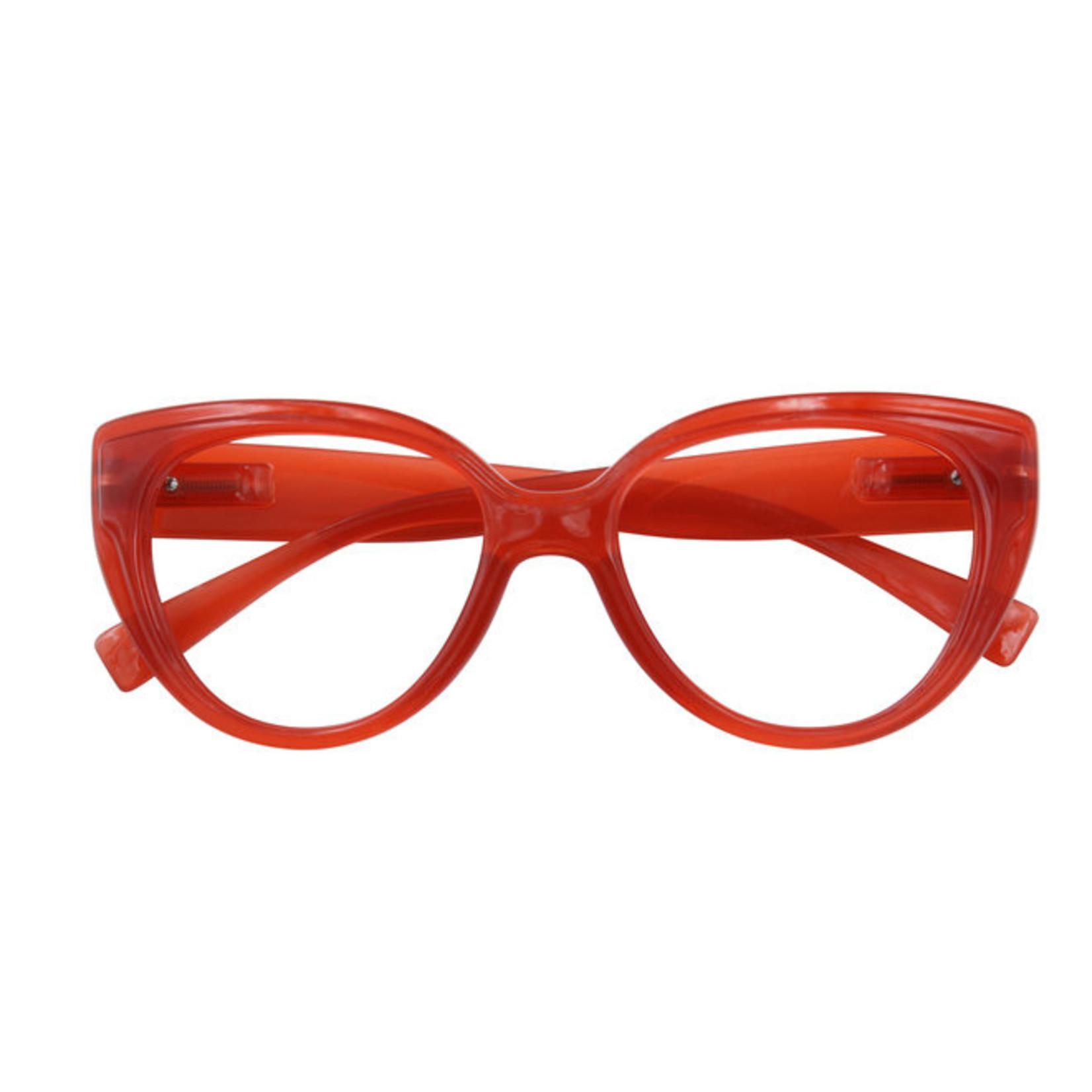Croon Butterfly Red multifocus - multifocale bril