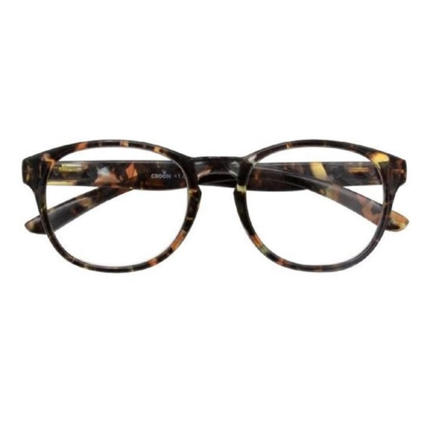 Croon Neville Havanna Brown leesbril