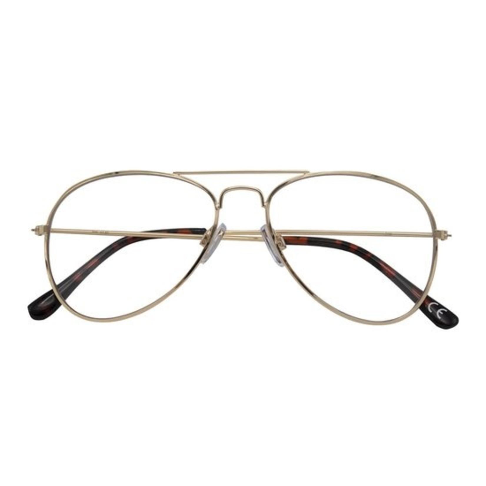 Croon Ann Satin Gold leesbril