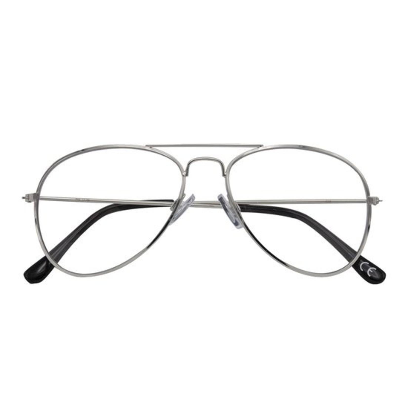 Croon Ann Satin Silver leesbril
