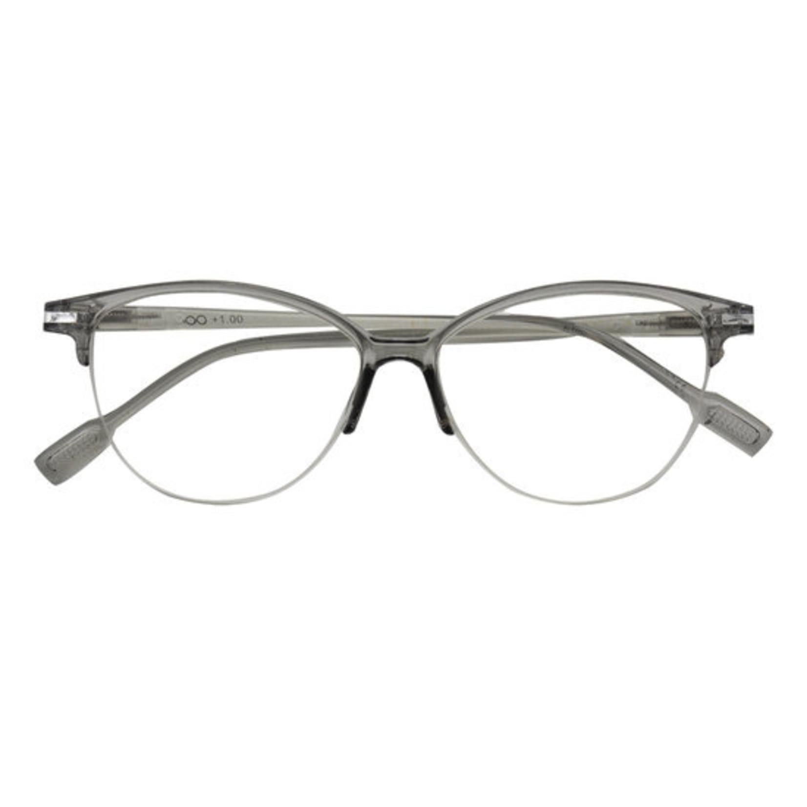 Croon Phil Grijs leesbril