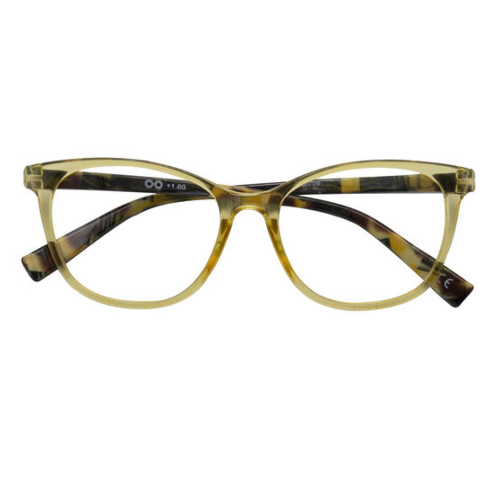 Croon Monroe Geel leesbril