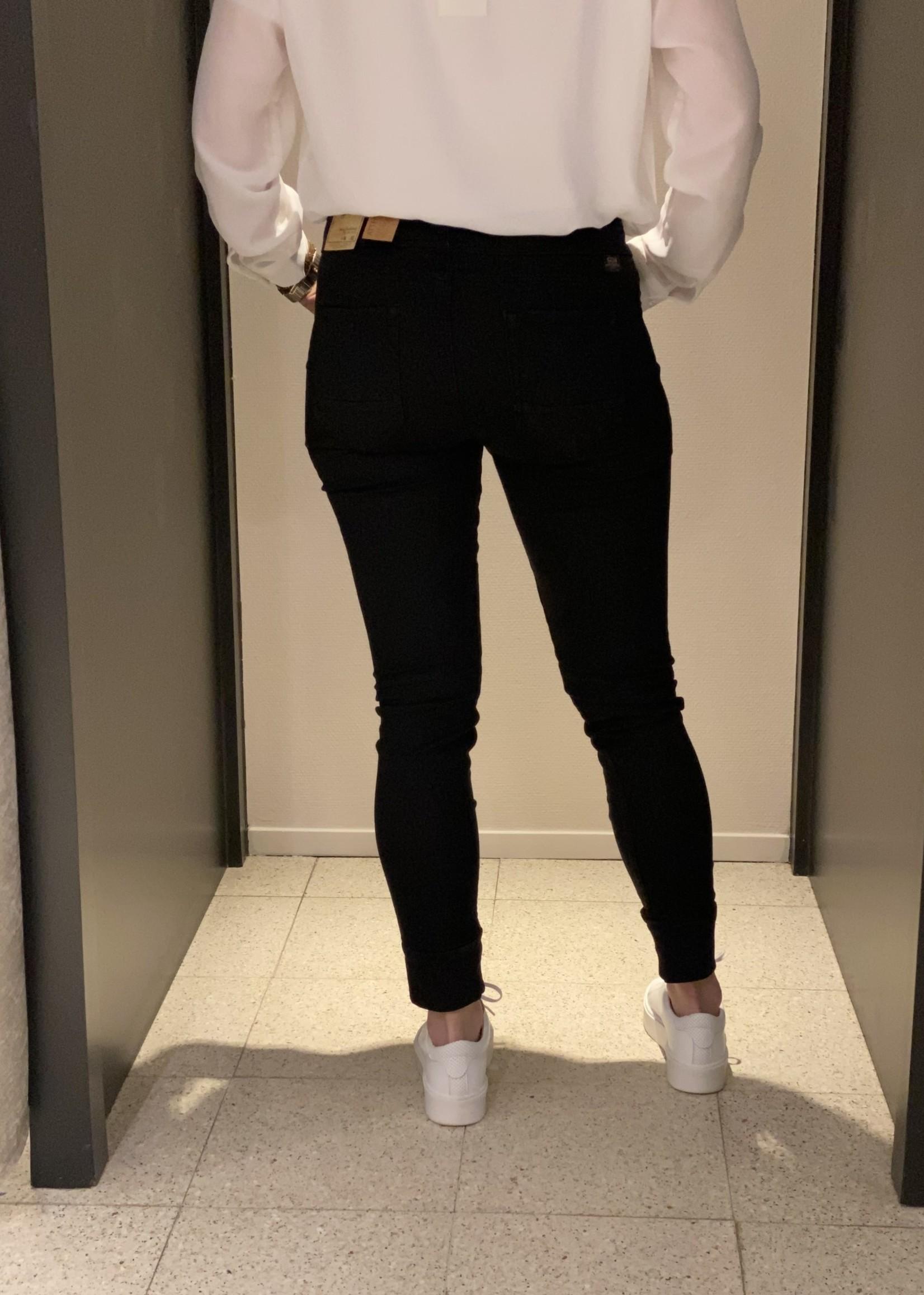 CUP OF JOE JEANS Sophia skinny jeans black L30