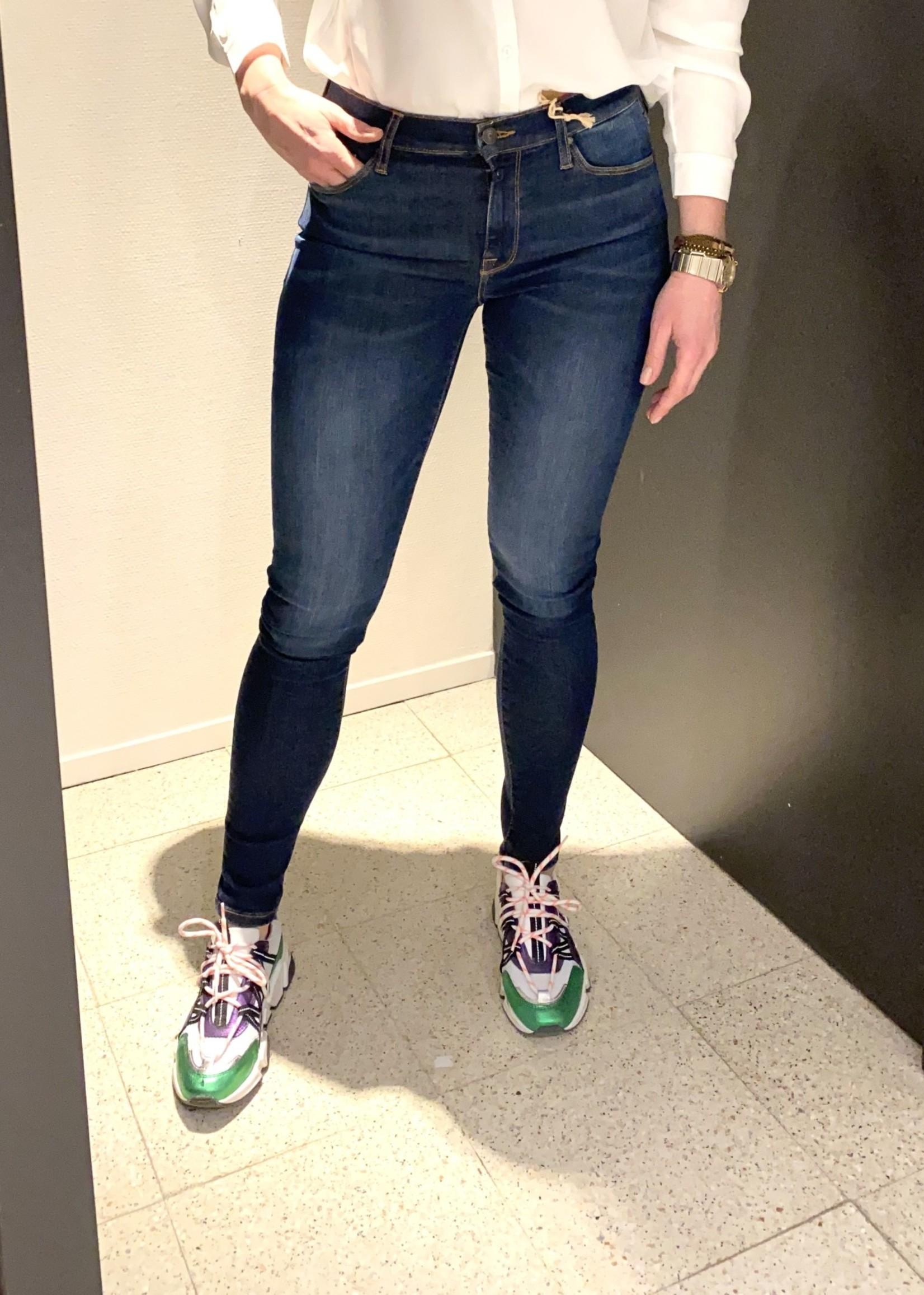 CUP OF JOE JEANS Sophia skinny jeans dark blue L32