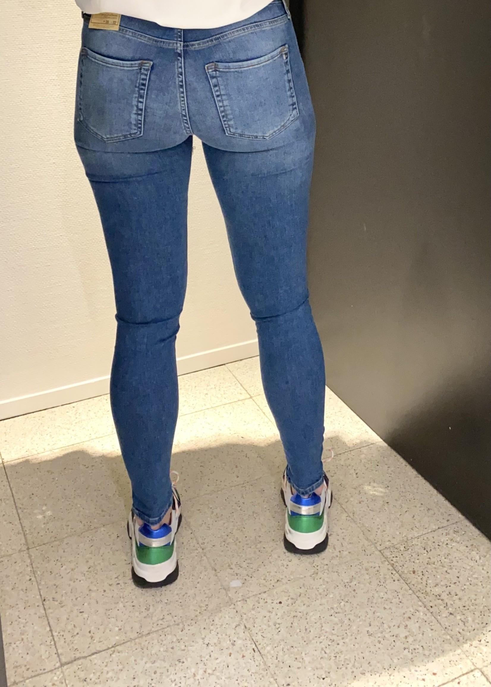 CUP OF JOE JEANS Sophia skinny jeans light blue L30