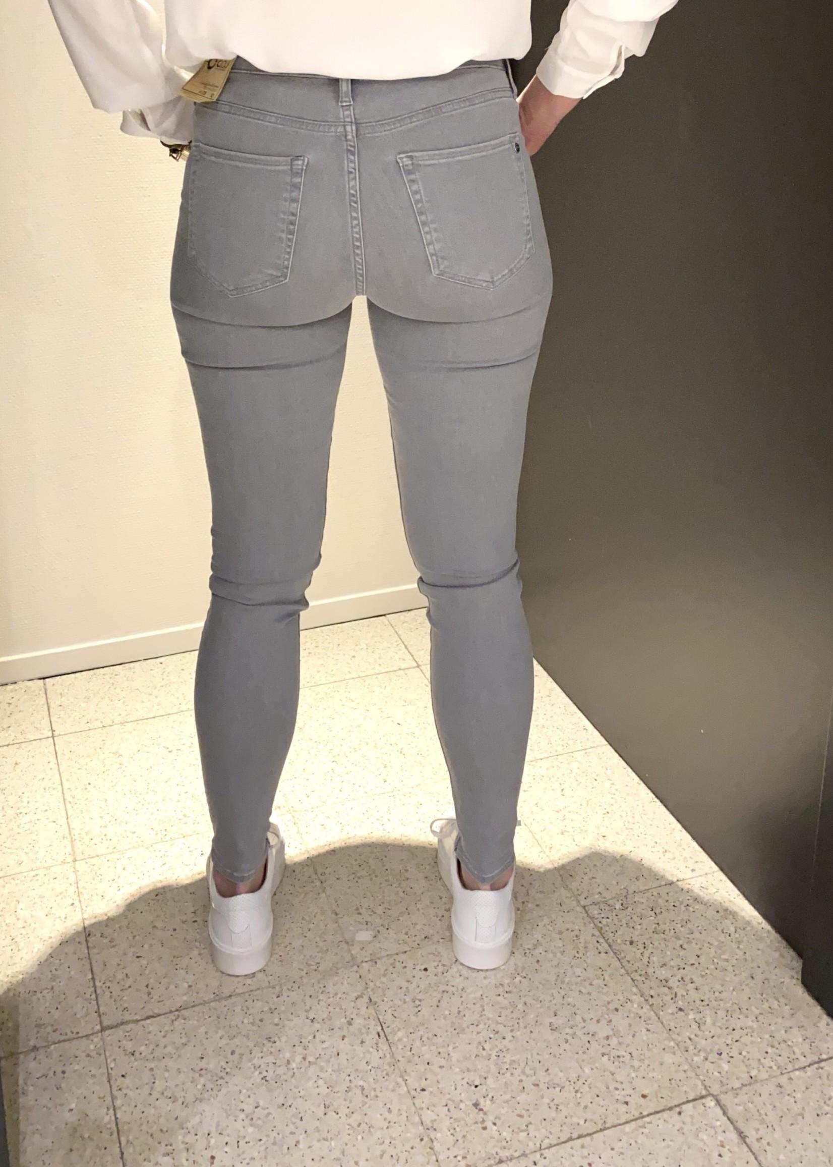 CUP OF JOE JEANS Sophia skinny jeans smoke grey L30