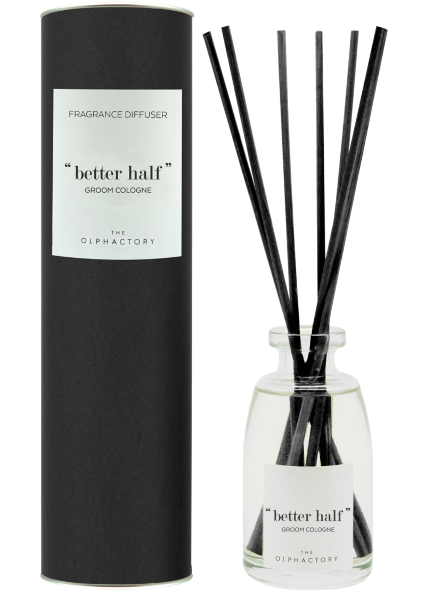 The Olphactory The Olphactory luxe geurstokken Better Half Groom Cologne