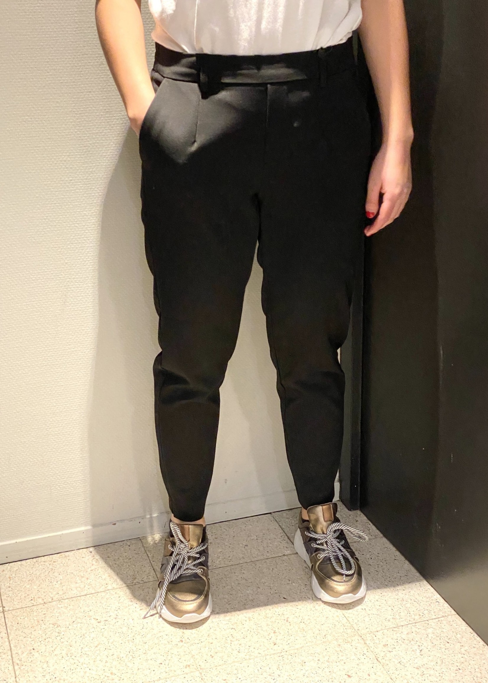 OBJECT Zwarte broek van OBJECT
