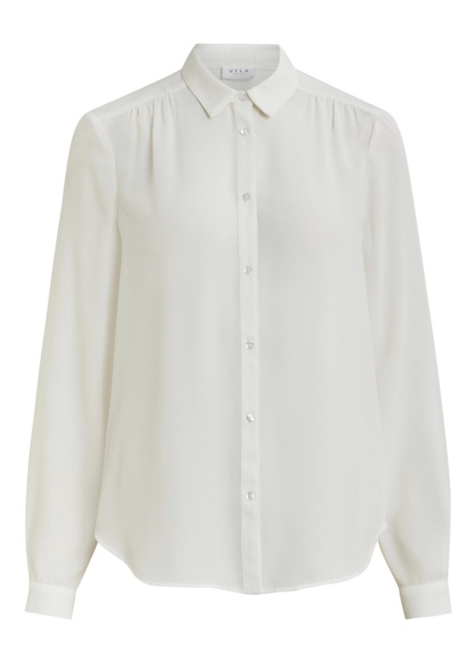 VILA Witte bloes VILA