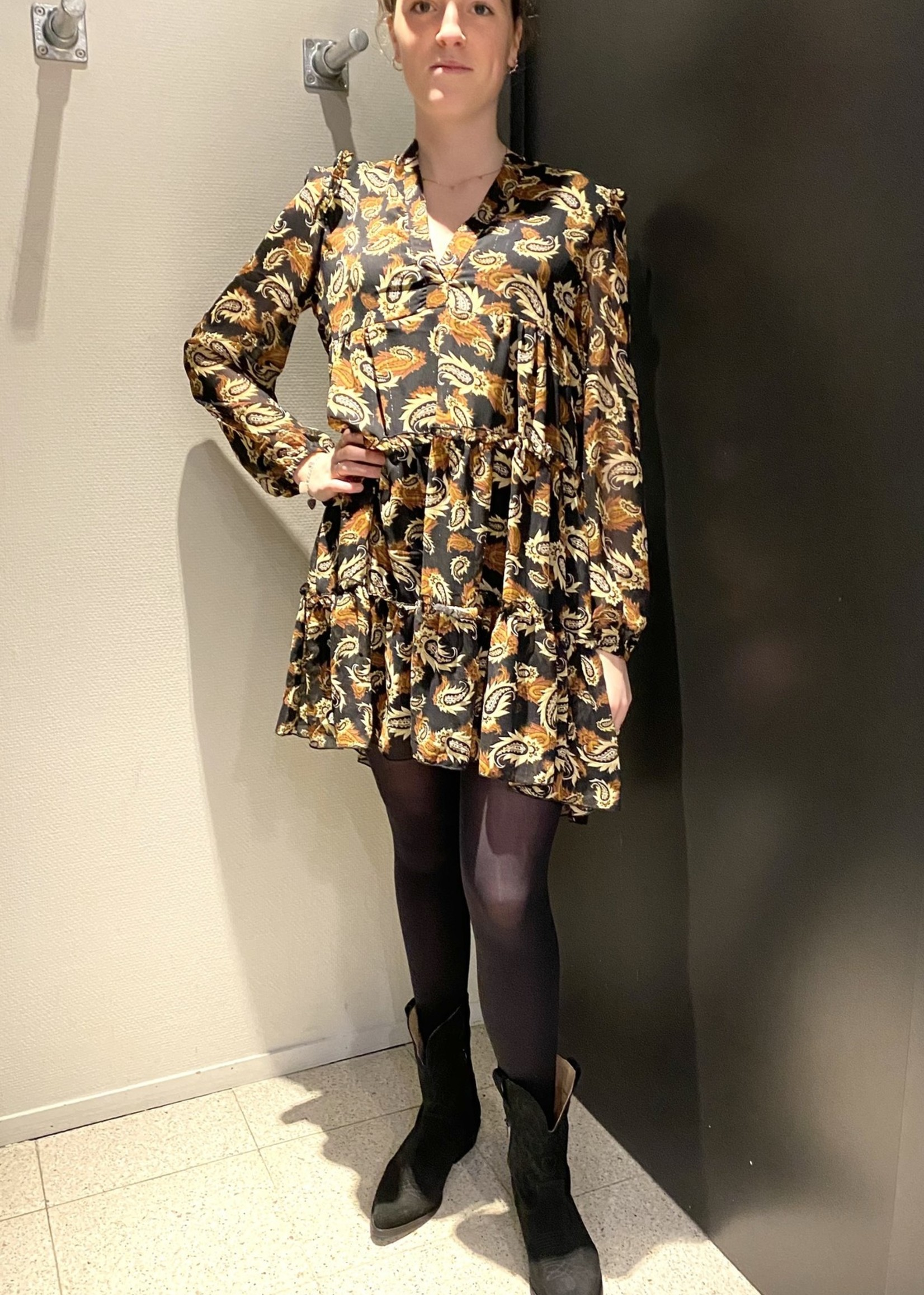 YDENCE Korte jurk van YDENCE
