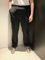 YDENCE Zwarte broek YDENCE