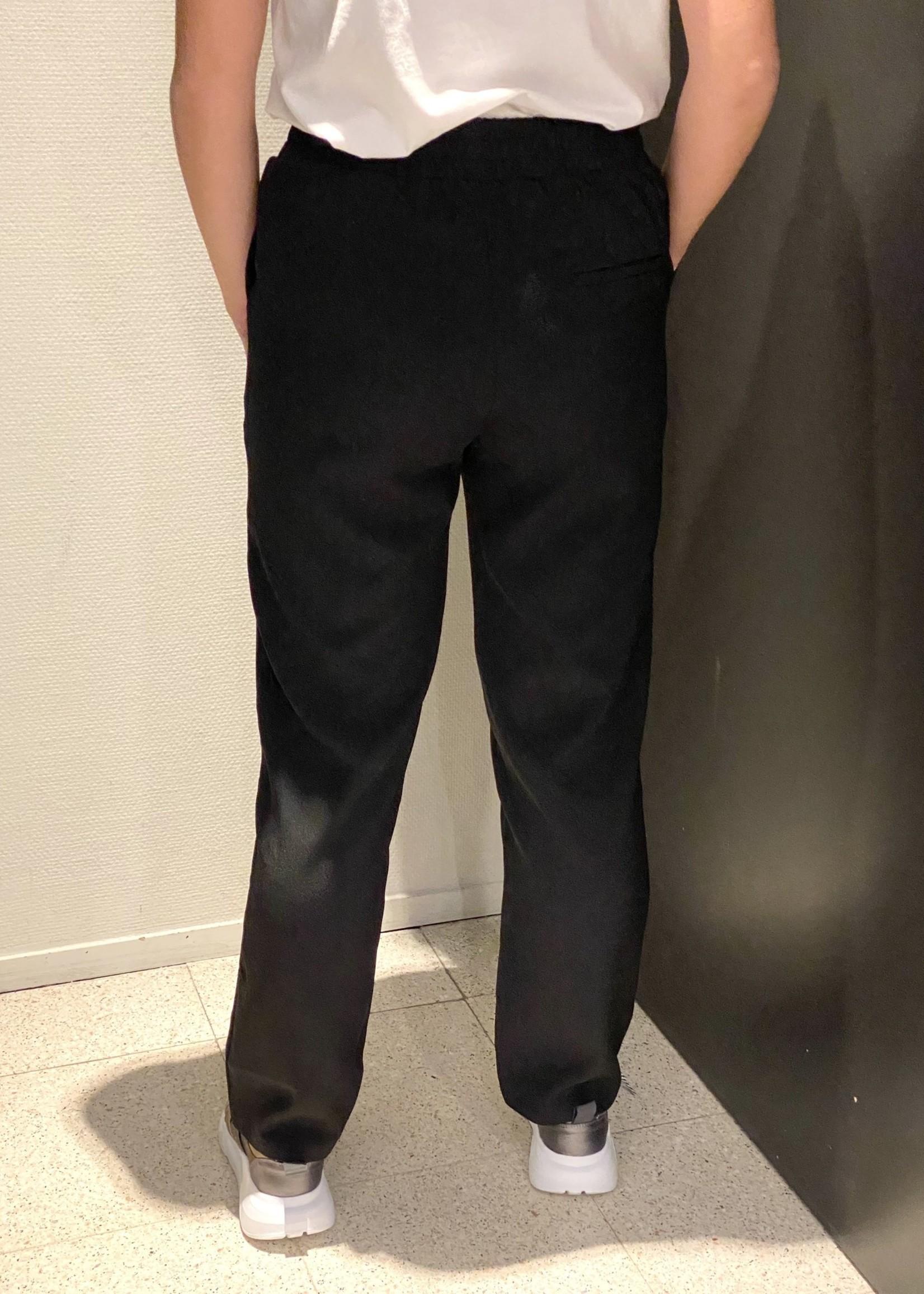 YDENCE Zwarte broek van YDENCE