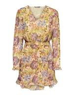 ONLY ONLDAISY L/S DRESS WVN Tender Yellow