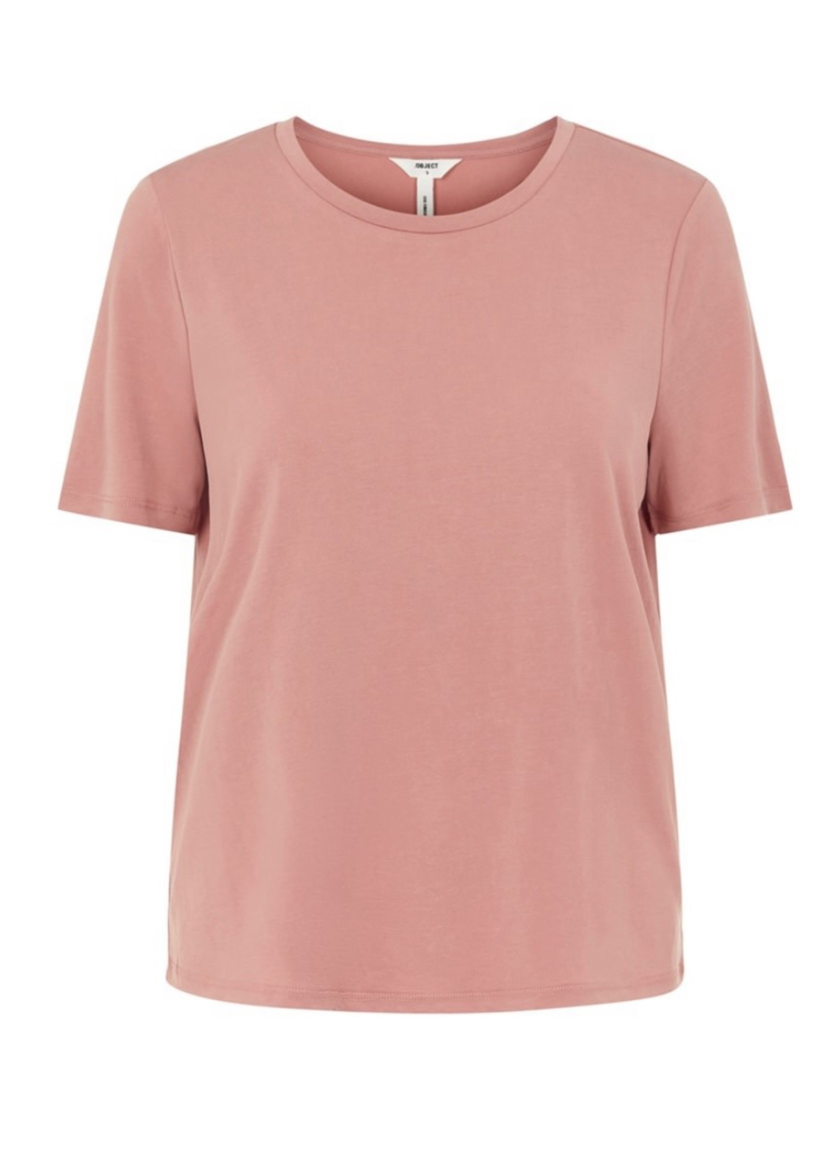 OBJECT OBJANNIE S/S T-SHIRT NOOS Ash Rose