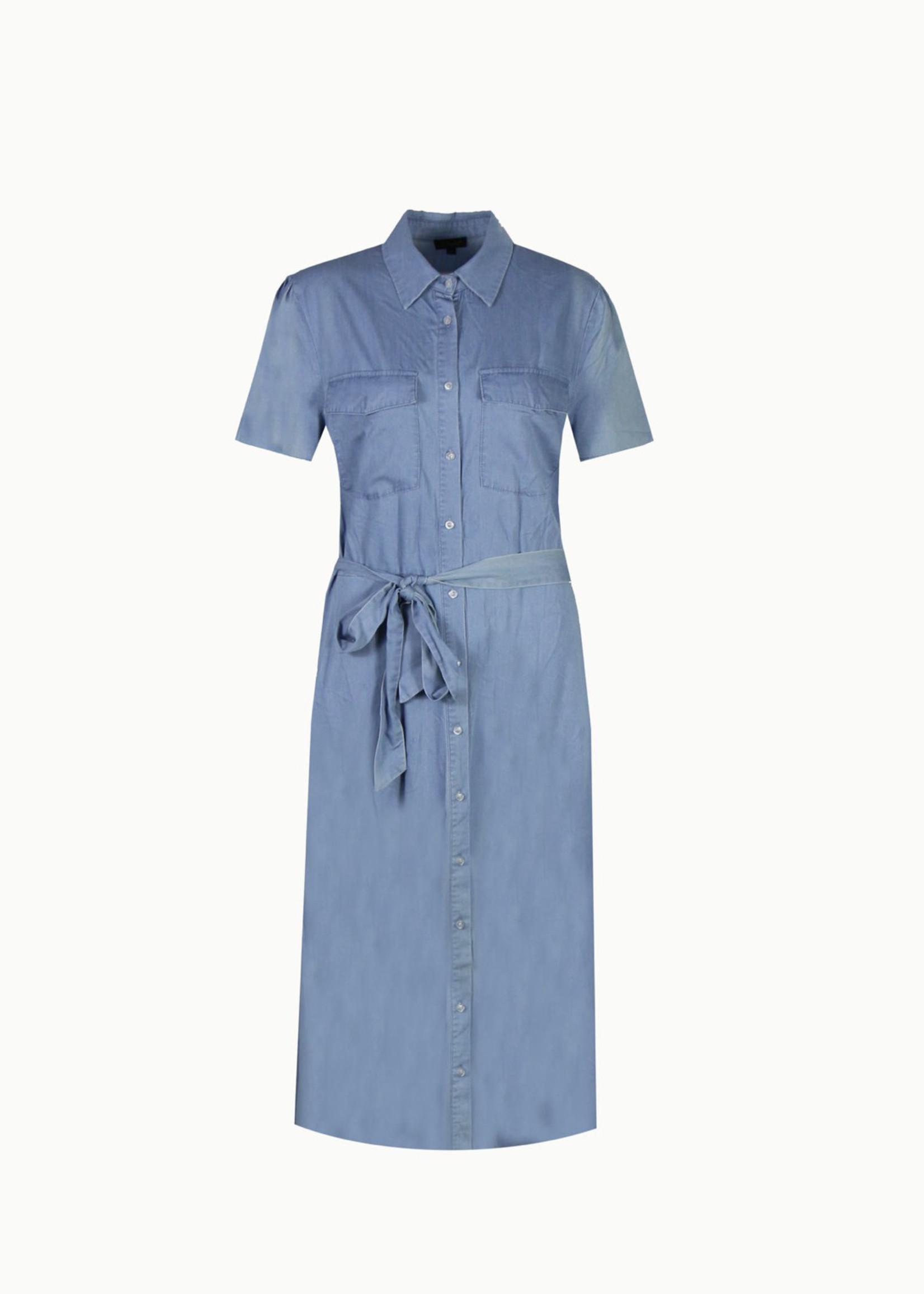 GMAXX Aevy jurk  jeansblauw Gmaxx