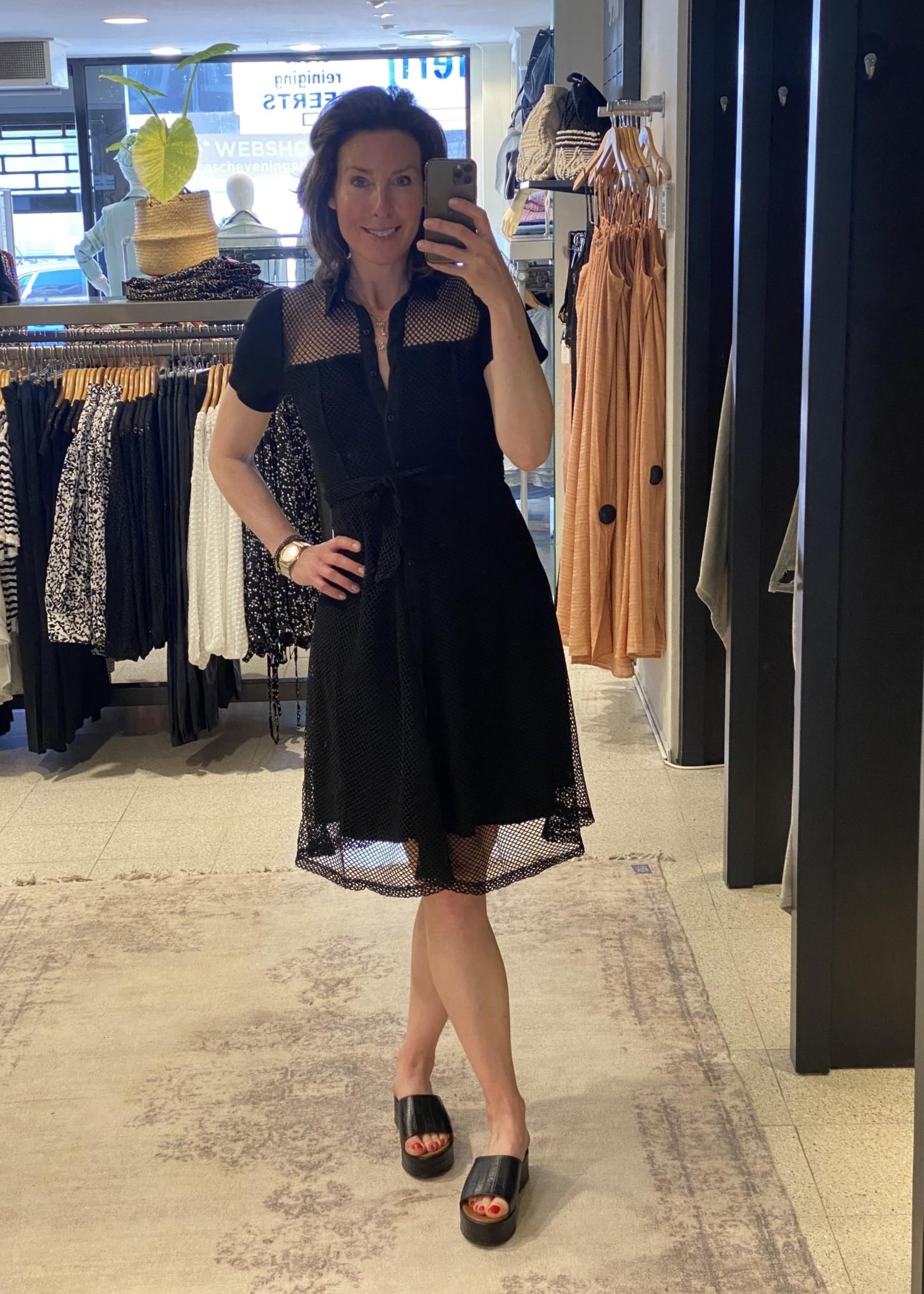 GMAXX Anita jurk Gmaxx zwart