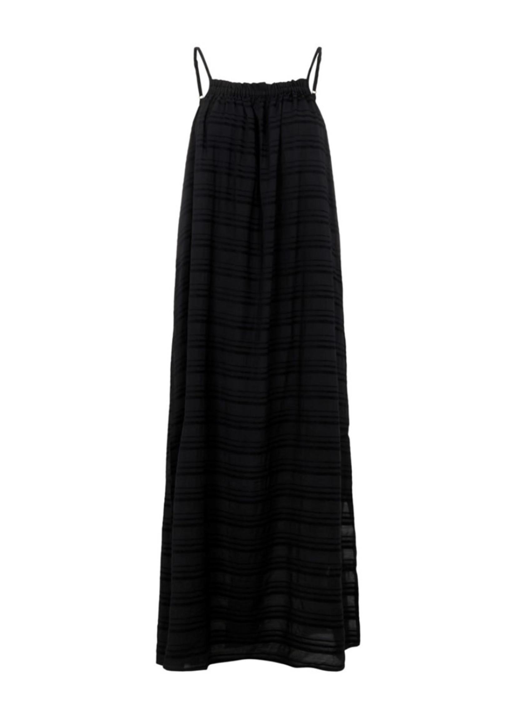 OBJECT OBJRAFIA S/L DRESS 114 Black